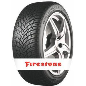 Firestone Winterhawk 4 255/60 R18 112V XL, 3PMSF