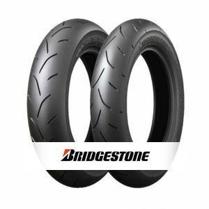 Bridgestone Battlax BT-601 100/90-12 49J Voorband, YCX