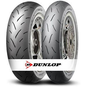 Dunlop TT93 GP PRO 120/80-12 55J Soft, Trasero
