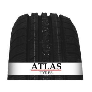 Tyre Atlas Green Van 2