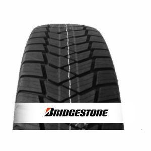 Bridgestone Duravis All Season 215/60 R17C 109/107T 8PR, 3PMSF