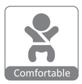 Confortable