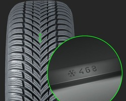 Indicateur d'usure du pneu