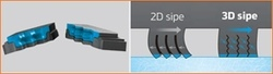 Lamelles 3D hivernales