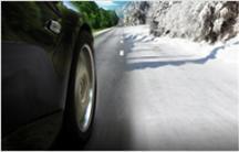 Tenue de route et freinage performant tout au long de l'année