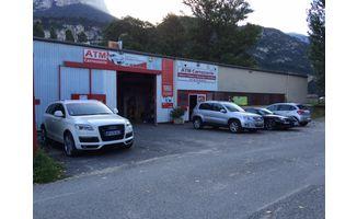 Montage de pneus voreppe atm carrosserie for Garage voreppe auto